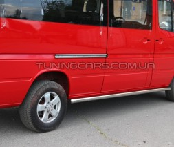 Пороги трубы Mercedes-Benz Sprinter (95 - 00) MBSP.95.S1-01S