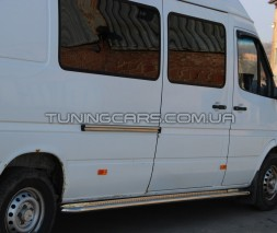 Пороги площадка Mercedes-Benz Sprinter (95 - 00) MBSP.95.S2-01S