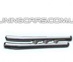 Задняя защита углы Mercedes-Benz Sprinter (95 - 00) MBSP.95.B1-44