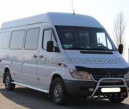 Передняя защита кенгурятник Mercedes-Benz Sprinter (95 - 00) MBSP.E5.F1-20