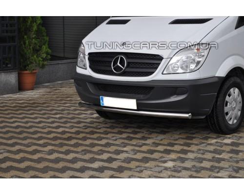 Защита переднего бампера для Mercedes-Benz Sprinter (2000-2006) MBSP.00.F3-05 d60мм x 1.6