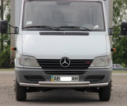 Кенгурятник Mercedes-Benz Sprinter ST014 (Greyder)