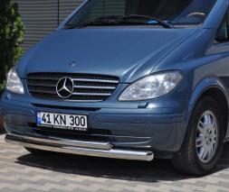 Кенгурятник Volkswagen Sharan ST014 (Greyder)