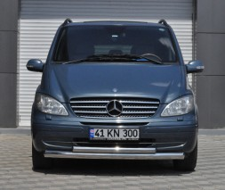 Кенгурятник Mercedes-Benz Vito ST014 (Greyder)