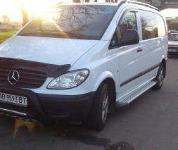 Пороги Mercedes-Benz Vito [1996-2014] AB004