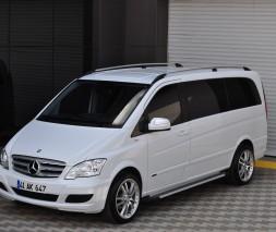 Пороги Mercedes-Benz Vito AB007 (Artemis Fin)