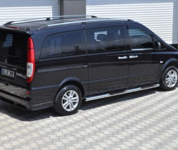 Пороги Mercedes-Benz Vito TT002 (Dragos)