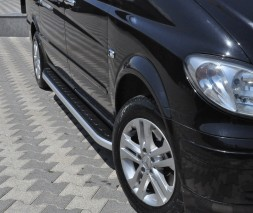 Пороги Mercedes-Benz Vito [1996-2014] NS001