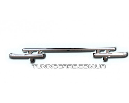 Защита заднего бампера для Mercedes-Benz Vito (2004-2009) MBVT.04.B1-10 d60мм x 1.6