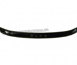 Дефлектор капота (мухобойка) для Mercedes-Benz Vito (Br.638) с 1996-2003 г.в.