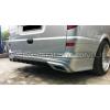 Накладка на задний бампер Mercedes Viano W639 AMG