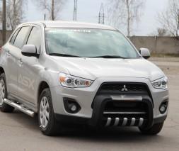 Кенгурятник Mitsubishi ASX [2010+] QT015