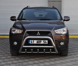 Кенгурятник Mitsubishi ASX [2010+] WT003 (Inform)