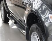 Пороги Mitsubishi L200 TT002 (Dragos)