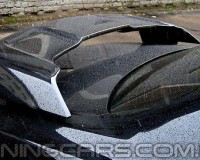 Спойлер Mitsubishi Lancer X завод, Лансер 10