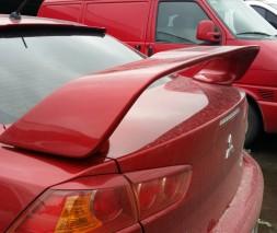 Спойлер Mitsubishi Lancer X EVO