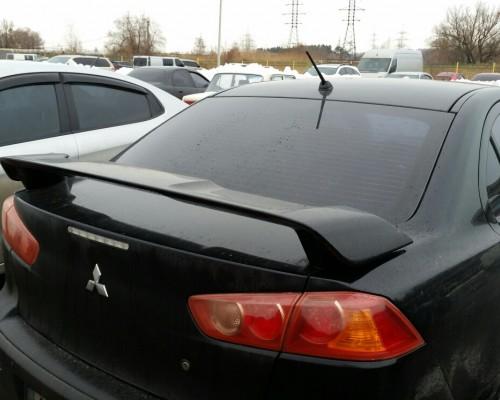 "Спойлер Mitsubishi Lancer X ""Завод"""