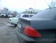 Лип спойлер Mitsubishi Lancer 9, Лансер IX