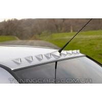 Спойлер на крышу Mitsubishi Lancer 9 (Evo. Style)