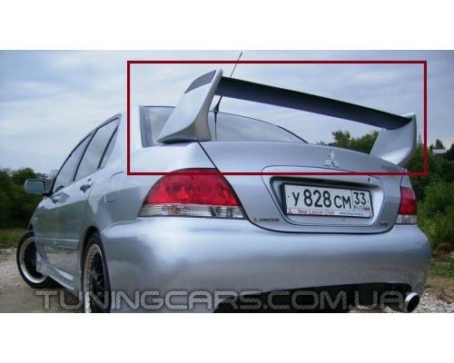 Спойлер Mitsubishi Lancer 9 Evolution