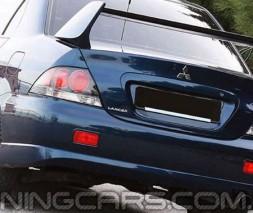 "Накладка на задний бампер Mitsubishi Lancer 9 ""Sport"" V2.0"