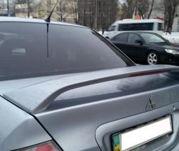 Спойлер Mitsubishi Lancer 9 Завод без СС