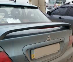 Спойлер Mitsubishi Lancer 9 Завод со стопом