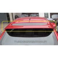 Спойлер на крышу Mitsubishi Lancer X завод хетчбэк