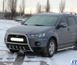 Кенгурятник Mitsubishi Outlander [2010+] WT003 Special