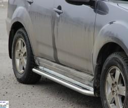 Пороги Mitsubishi Outlander KB001 (Hector)