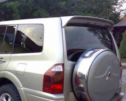Спойлер Mitsubishi Pajero Wagon 3 и 4 2003-2011