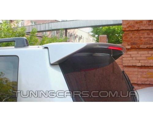 Спойлер Mitsubishi Pajero Sport 00-06 (со стоп сигналом), Паджеро Спорт