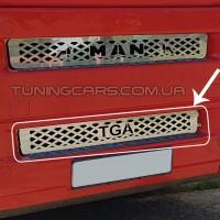 Накладки на решетку нерж. для MAN TGA (2007+) MNTA.07.002-B