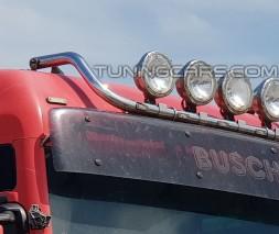 Держатель фар на крышу для MAN TGX Euro 5 (2007-2012) MNTGX.07.H1-07 d60мм x 1.6