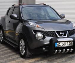 Кенгурятник Nissan Juke [2010+] QT001