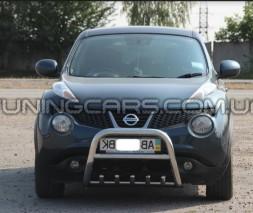 Кенгурятник Nissan Juke [2010+] QT006