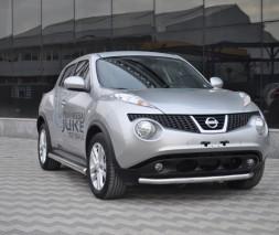 Пороги Nissan Juke [2010+] BB001