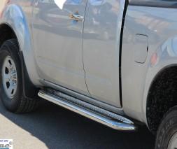Пороги Nissan Navara KB001 (Hector)