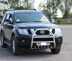 Кенгурятник Nissan Pathfinder [2005+] WT027