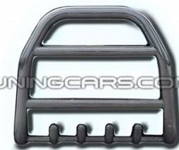 Защита переднего бампера для Nissan Patrol (97-10) KAPT.02.F2-02 d60мм x 1.6