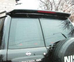 Спойлер Nissan Patrol [2002-2007]