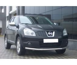 Кенгурятник Dacia/Renault Duster [2010+] ST008 (Tetri)