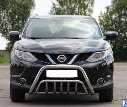 Кенгурятник Nissan Qashqai WT002 (Invite)