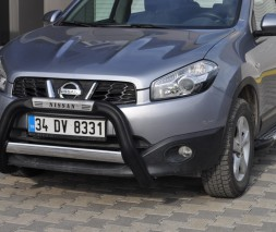 Кенгурятник Nissan Qashqai [2006-2012] WT020