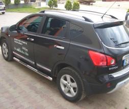 Пороги Nissan Qashqai BB003 (Asos)
