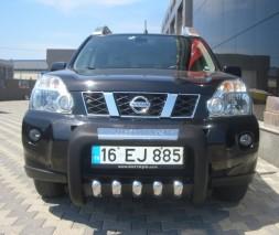 Кенгурятник Nissan X-Trail [2001-2013] QT001