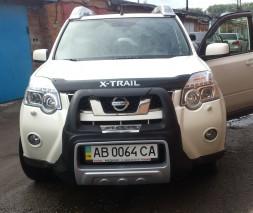 Кенгурятник Nissan X-Trail [2001-2013] QT014