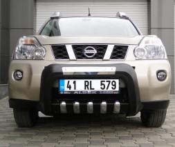 Кенгурятник Nissan X-Trail [2001-2013] QT015