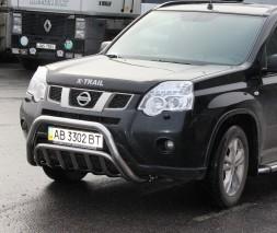 Кенгурятник Nissan X-Trail [2001-2013] WT002 (Invite)
