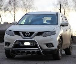 Кенгурятник Nissan Murano WT003 (Inform)